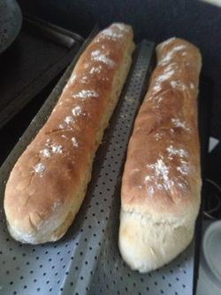 mes baguettes comme chez le boulanger