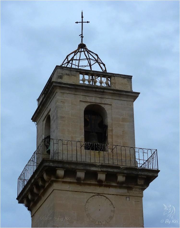 Fourques (Fr-30) ~  l'Eglise Saint-Martin ...