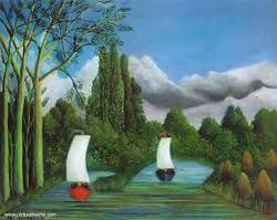 L'eau dans l'Art (2)