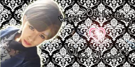 20ème anniversaire de Chisato !
