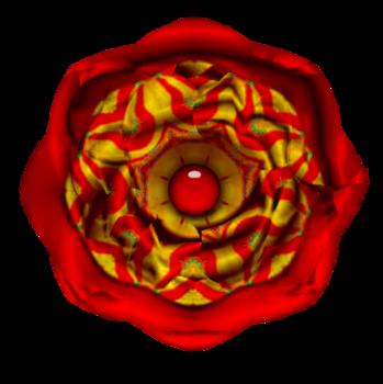Fleurs tissu série 5