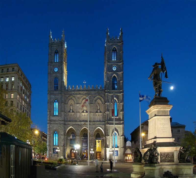 La Cathédrale de Montreal
