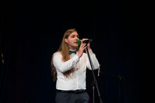 Concert au centre culturel d'Izabelin.