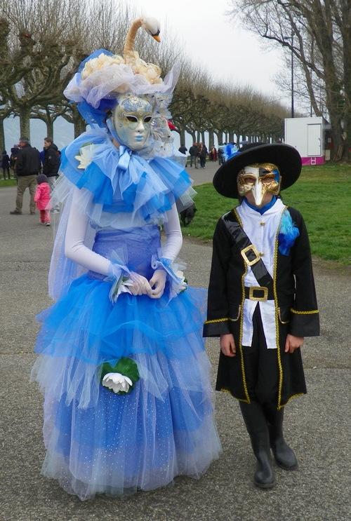 Carnaval à Aix-les-Bains 2016