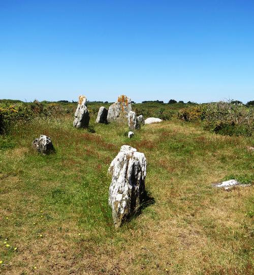 Escapade iodée à l'Île de Groix (Morbihan) - Les Mégalithes