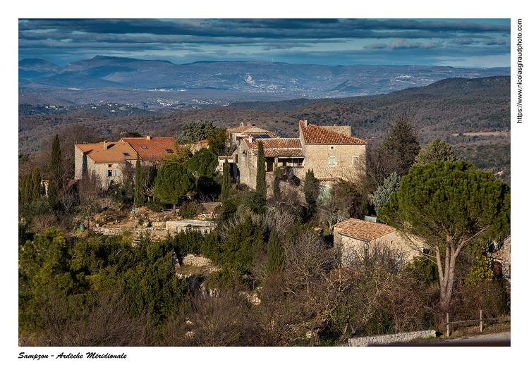 X-ADV Tour de la Drôme Provençale aux Cévennes Ardéchoises