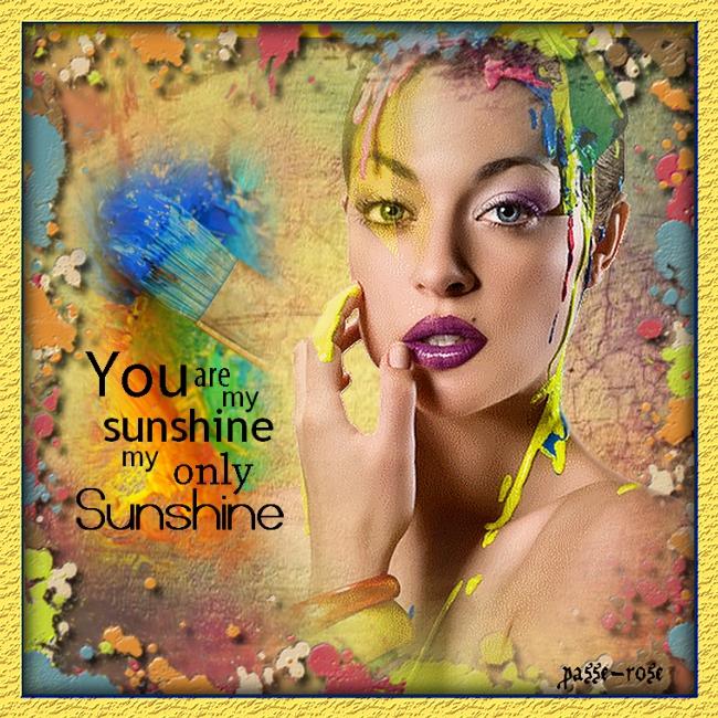 La vie couleur soleil !