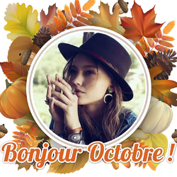 Welcome October !