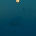 Nuit de pleine lune - Photo : Edgar