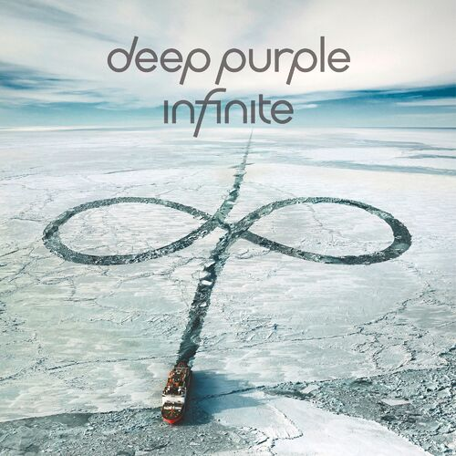 DEEP PURPLE : Infinite cover