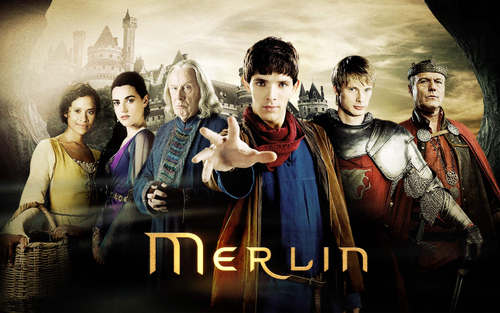 Séries : Merlin saison 1 à 5 ...