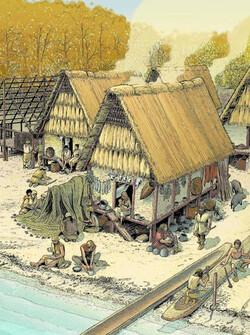 Un village du néolithique