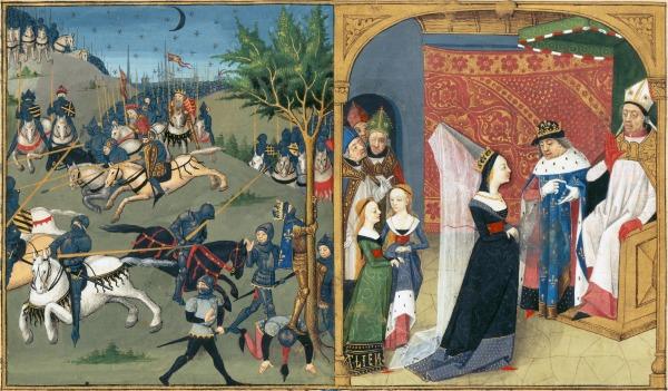 A l'occasion de la journée de la femme: Découvrir Aliénor d'Aquitaine (exposé possible)
