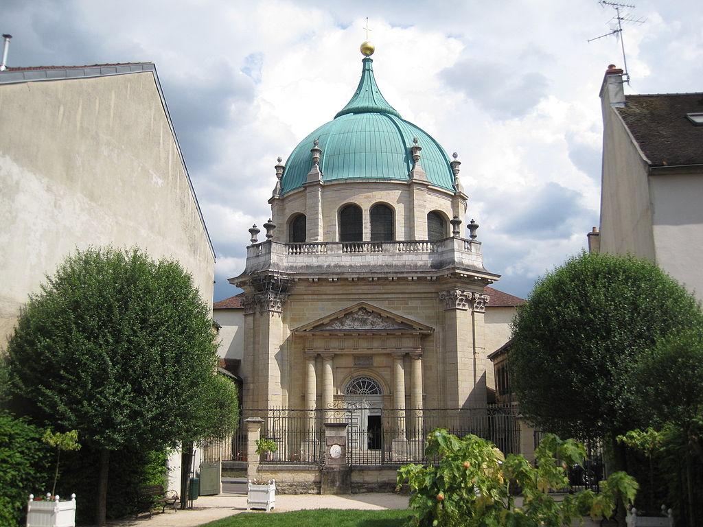 Image illustrative de l'article Église Sainte-Anne de Dijon