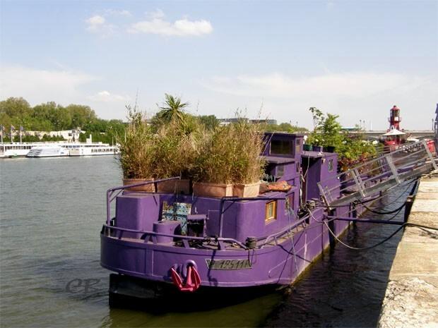 Paris bateau El Alamein