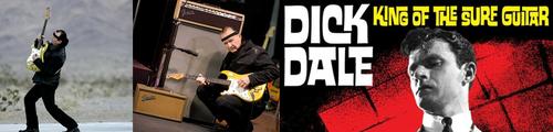 Dick Dale - Le site officiel du guitariste icône de la surf musique :-)
