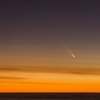 La comète Pan-STARRS