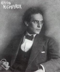 Otto Klemperer.