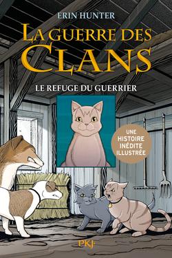 Les romans illustrés de la guerre des clans