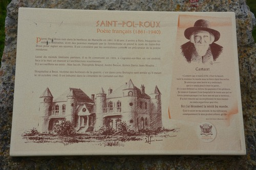 Finistère maison de Pol Roux