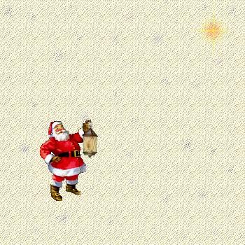 Fonds de blog  déco Noël