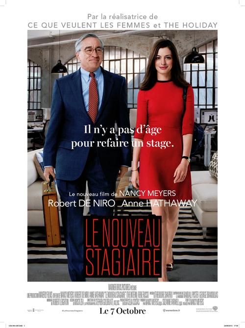 """Bonsoir à l'honneur : """" Le Nouveau stagiaire """""""