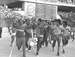 Finale MAHD - JET  1978/1979