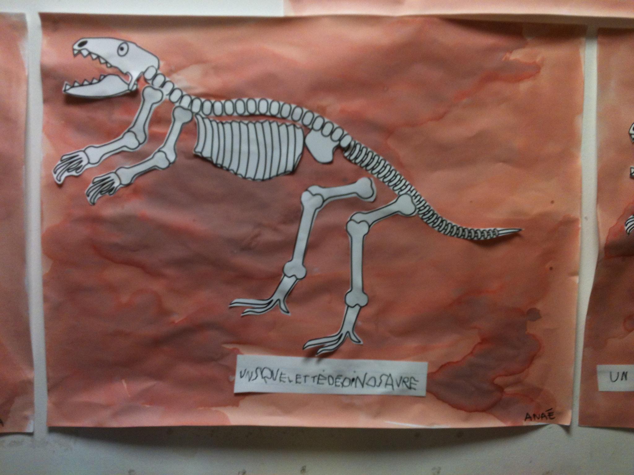 Dinosaures La Classe De Teet Et Marlou