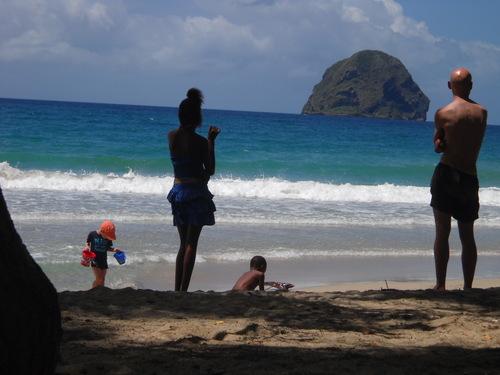 Kéké revient de vacances sous le soleil !!! Voici des photos des tropiques!!