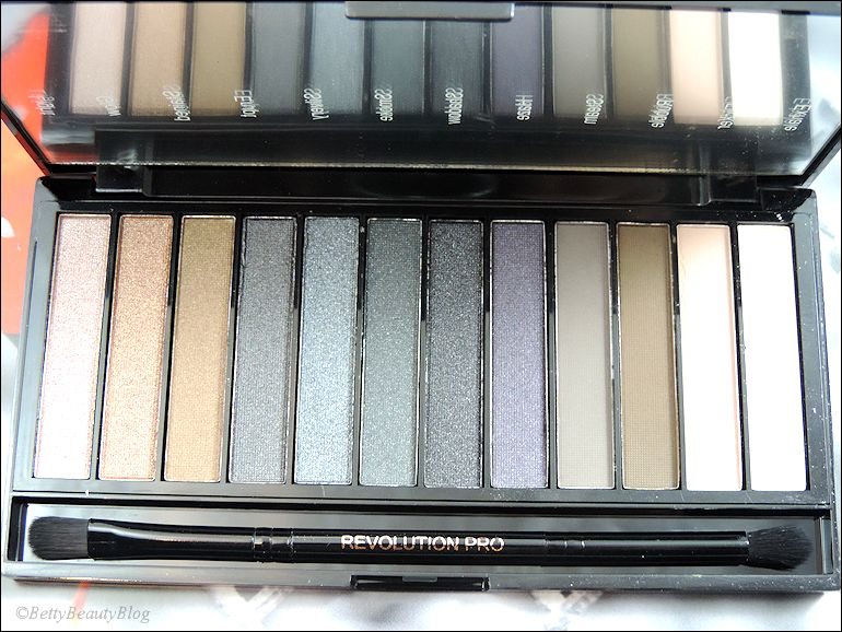 Iconic smokey le nouveau dupe de makeup revolution