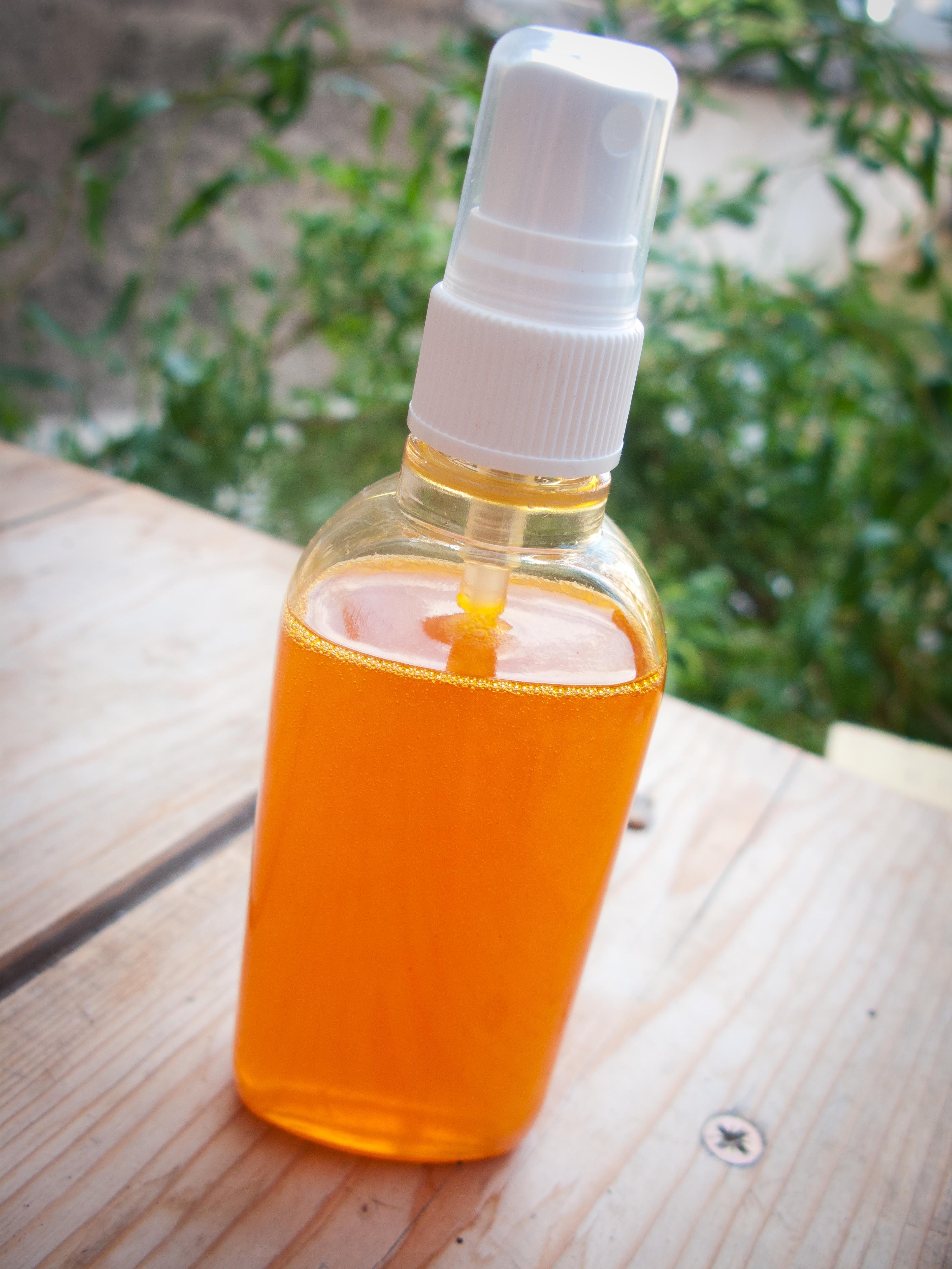 huile essentielle pour bronzage
