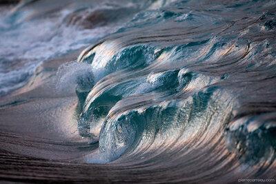 La vague...