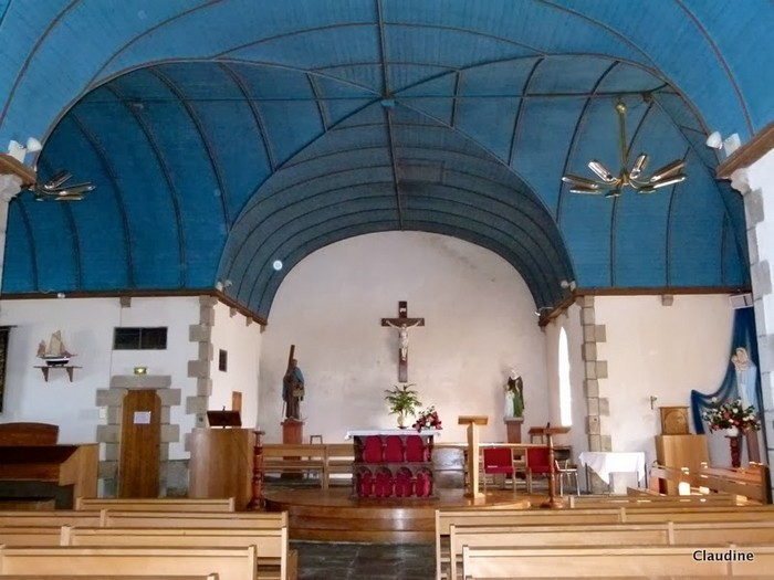 Finistere, eglise St.Jean-le-Passeur-29780-2