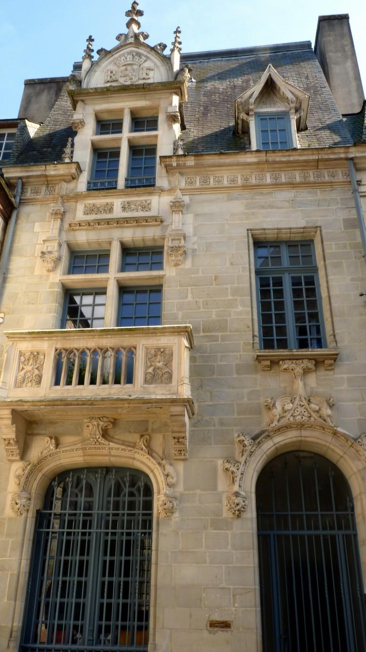 Hôtel rue de Sévigné