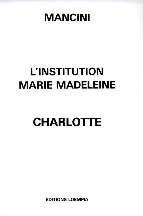 L'institution Marie-Madeleine 3