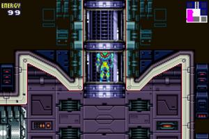 Metroïd Fusion #1 Intro