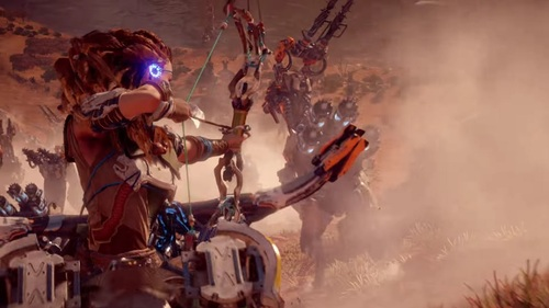 Horizon Zero Dawn :