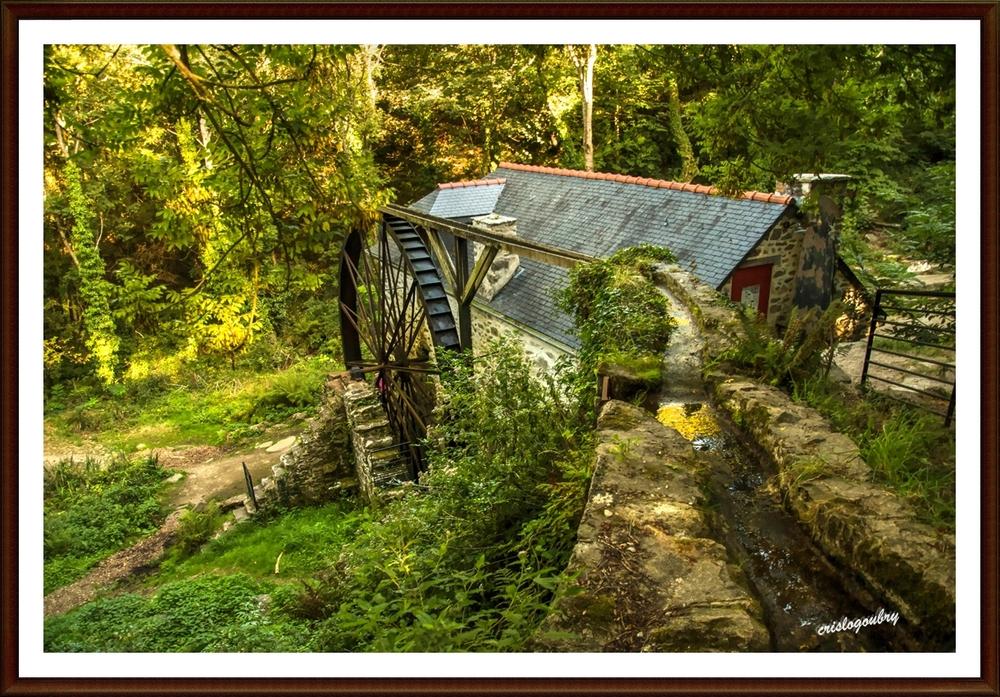 Moulin à eau du Keriolet