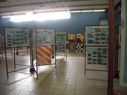 Visite d'une Expo sur les Guerres Mondiales