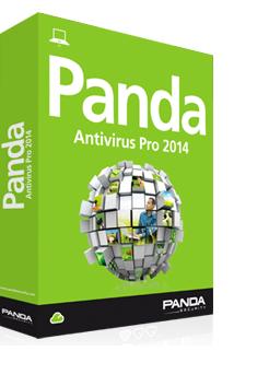 Panda Antivirus Pro 2014 - Licence 6 mois gratuits