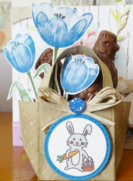 Mes bricolages de Pâques