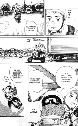 """La fille du temple aux chats """"Manga BD"""""""