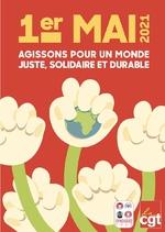 1 mai 2021 : Agissons pour un monde juste, solidaire et durable