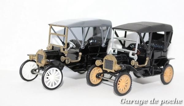 FORD T Roadster 1907 - RAMI JMK