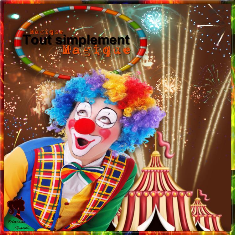 vos participations avec le cluster : jour de fête : le cirque
