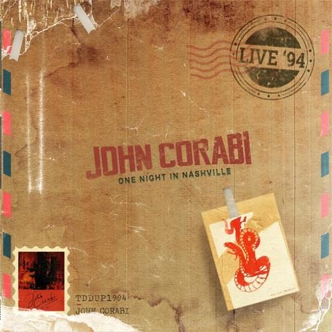 JOHN CORABI (The Dead Daisies) - Les détails de son futur album live