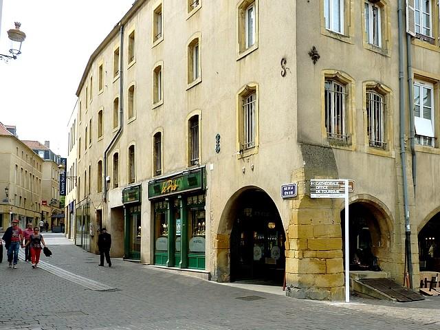 Rue de la Tête d'Or Metz 3 Marc de Metz 01 07 2012