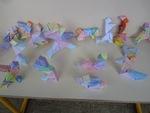 Biennale de la sculpture à l'école cette fois-ci !