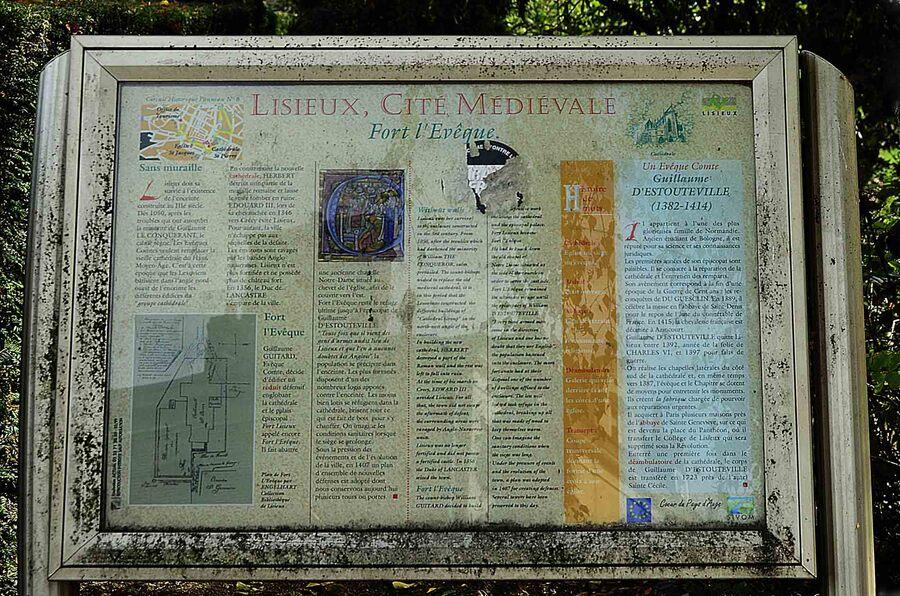 « Lisieux, cité médiévale »