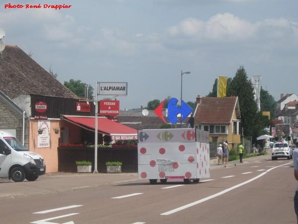 Quelques photos souvenirs du Tour de France par René Drappier